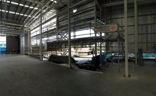 Aluminium Scaffold Indoor
