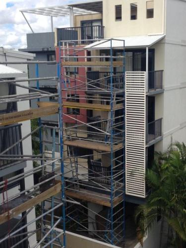 Aluminium Scaffold Multi-story